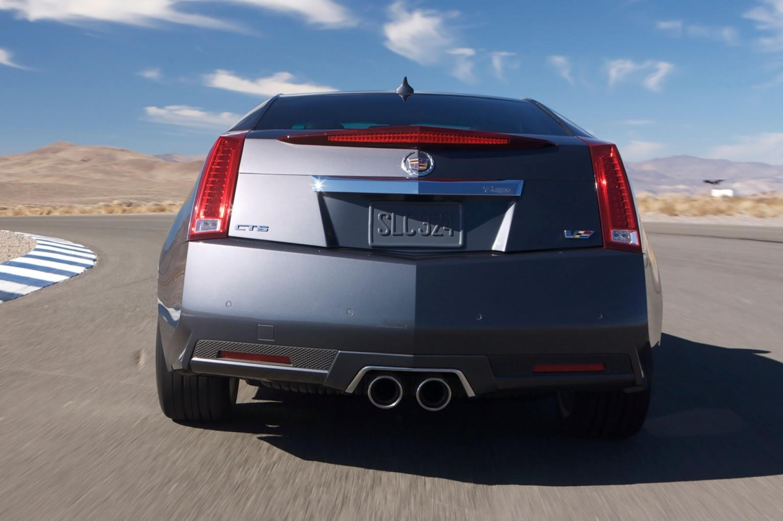 2013 Cadillac Cts V Coupe Information And Photos Zombiedrive