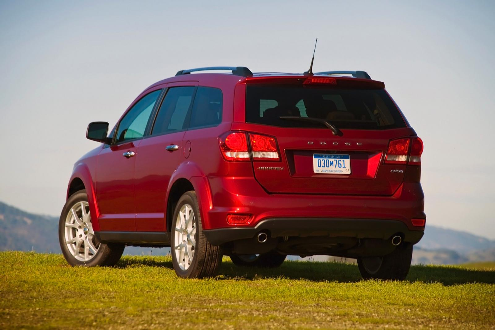2013 dodge journey information and photos zombiedrive. Black Bedroom Furniture Sets. Home Design Ideas