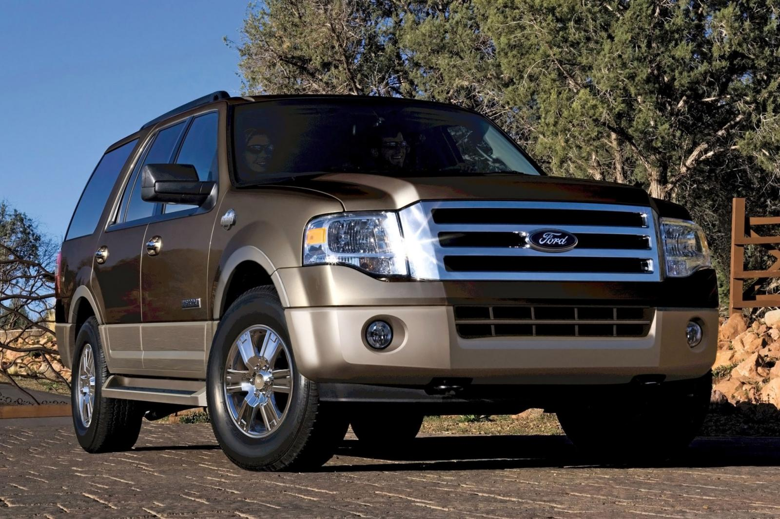King Ranch Ford >> 2013 Ford Expedition - Information and photos - ZombieDrive