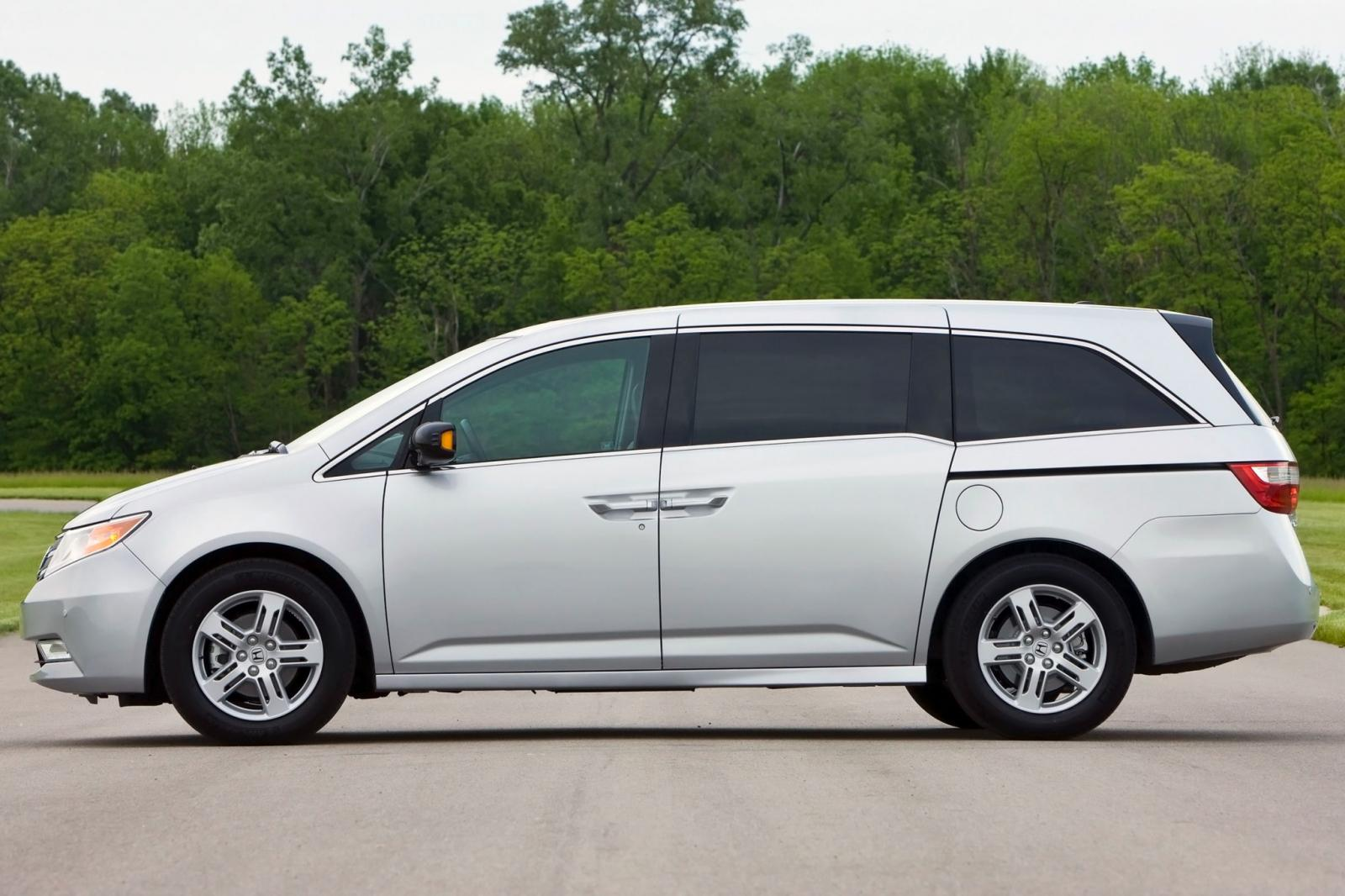 2014 honda odyssey information and photos zombiedrive. Black Bedroom Furniture Sets. Home Design Ideas