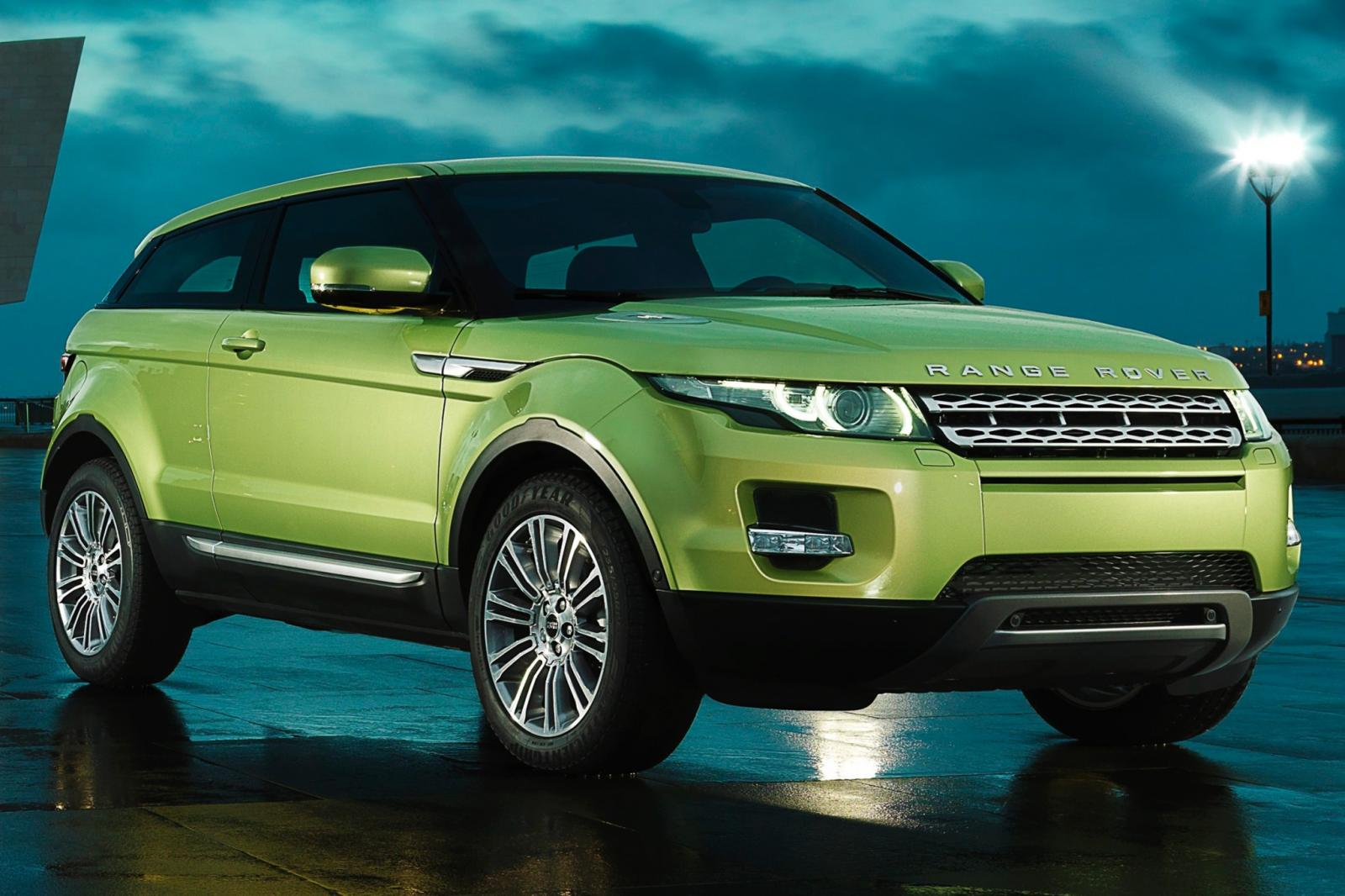 2013 land rover range rover evoque information and photos zombiedrive. Black Bedroom Furniture Sets. Home Design Ideas