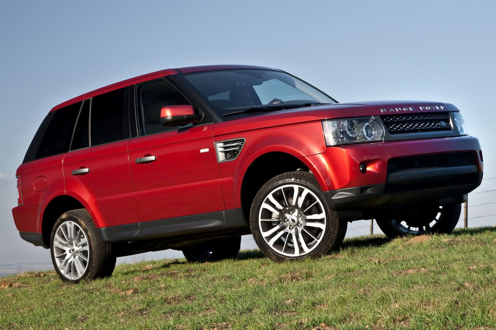 2013 land rover range rover sport information and photos zombiedrive. Black Bedroom Furniture Sets. Home Design Ideas