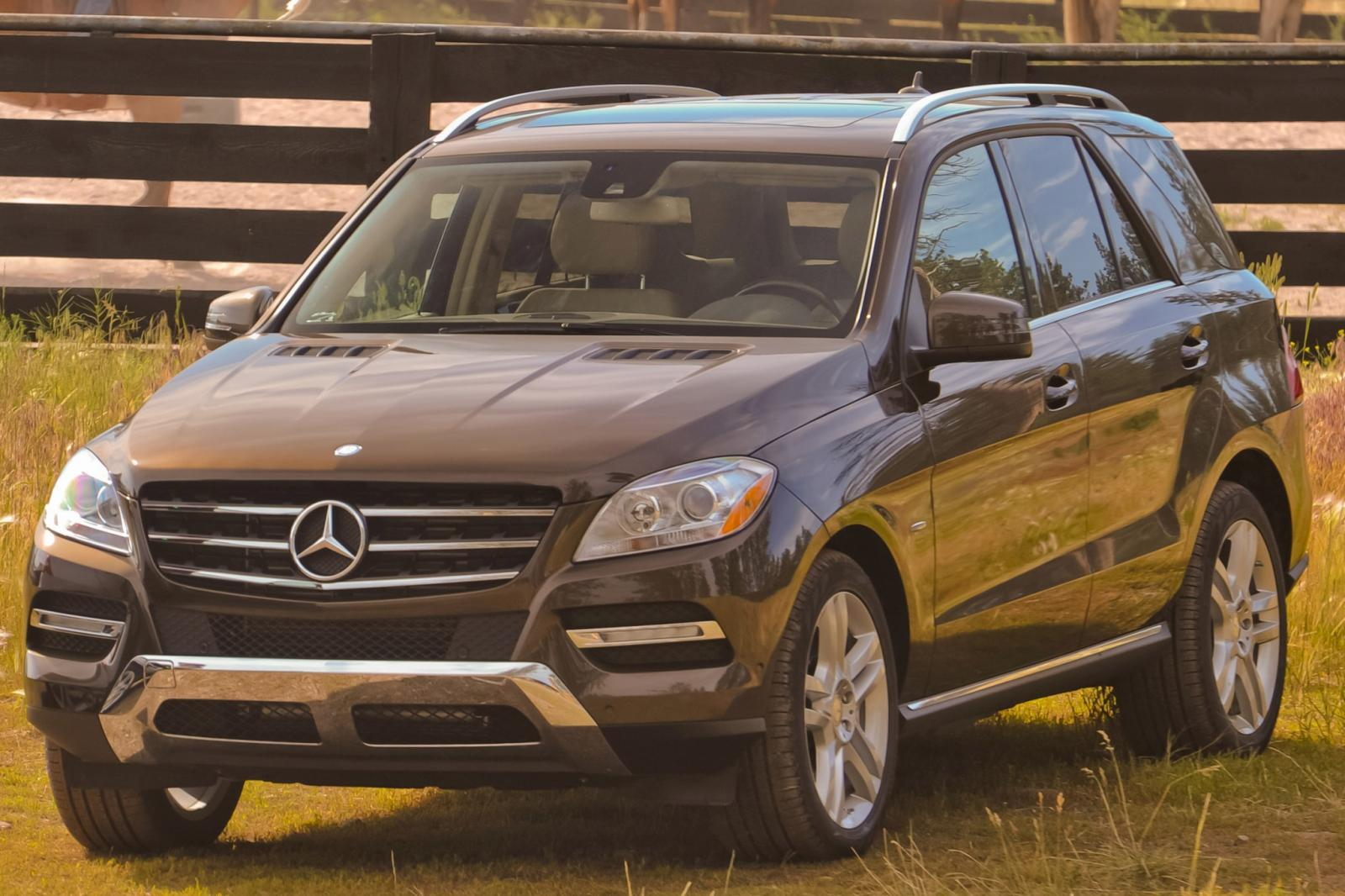 2014 mercedes benz m class information and photos for 2014 mercedes benz m class suv