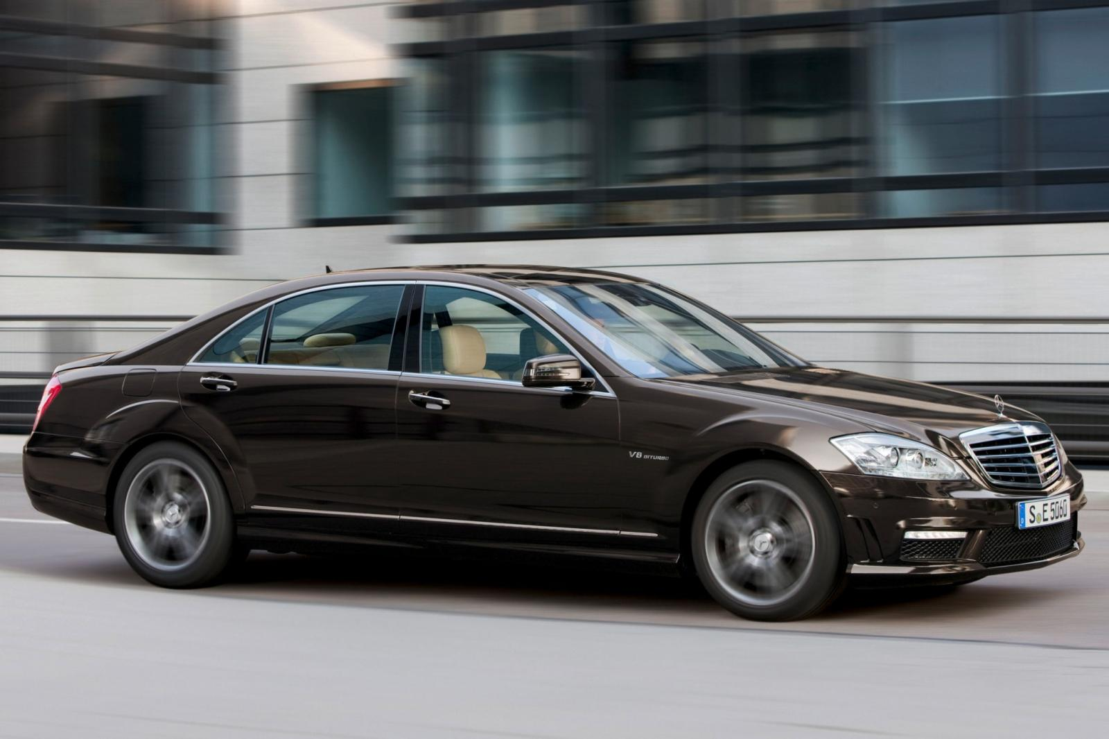 2013 Mercedes-Benz S-Class - Information and photos ...