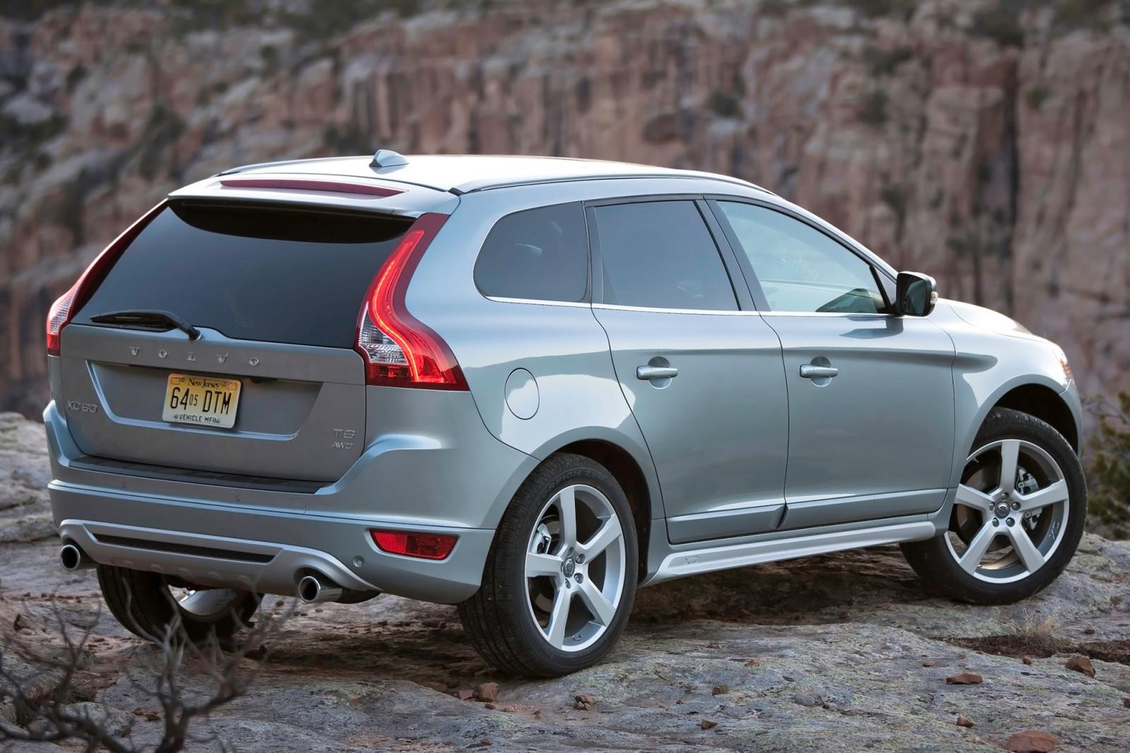 2013 volvo xc60 information and photos zombiedrive. Black Bedroom Furniture Sets. Home Design Ideas