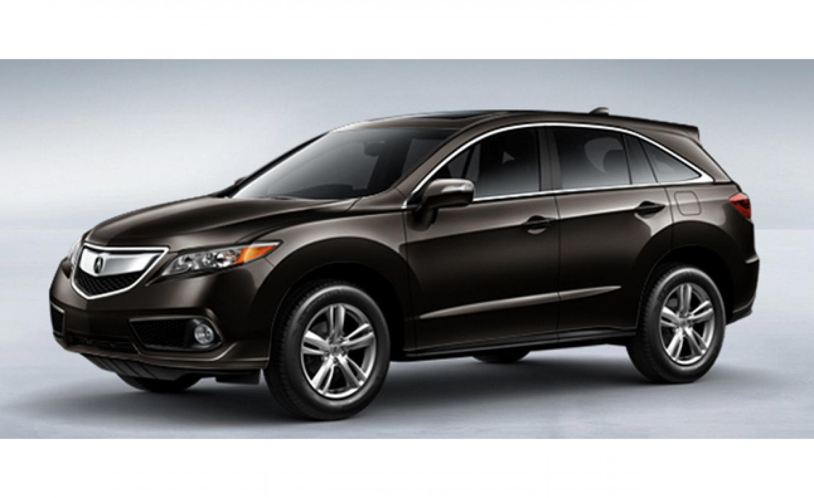 2014 acura rdx information and photos zombiedrive. Black Bedroom Furniture Sets. Home Design Ideas