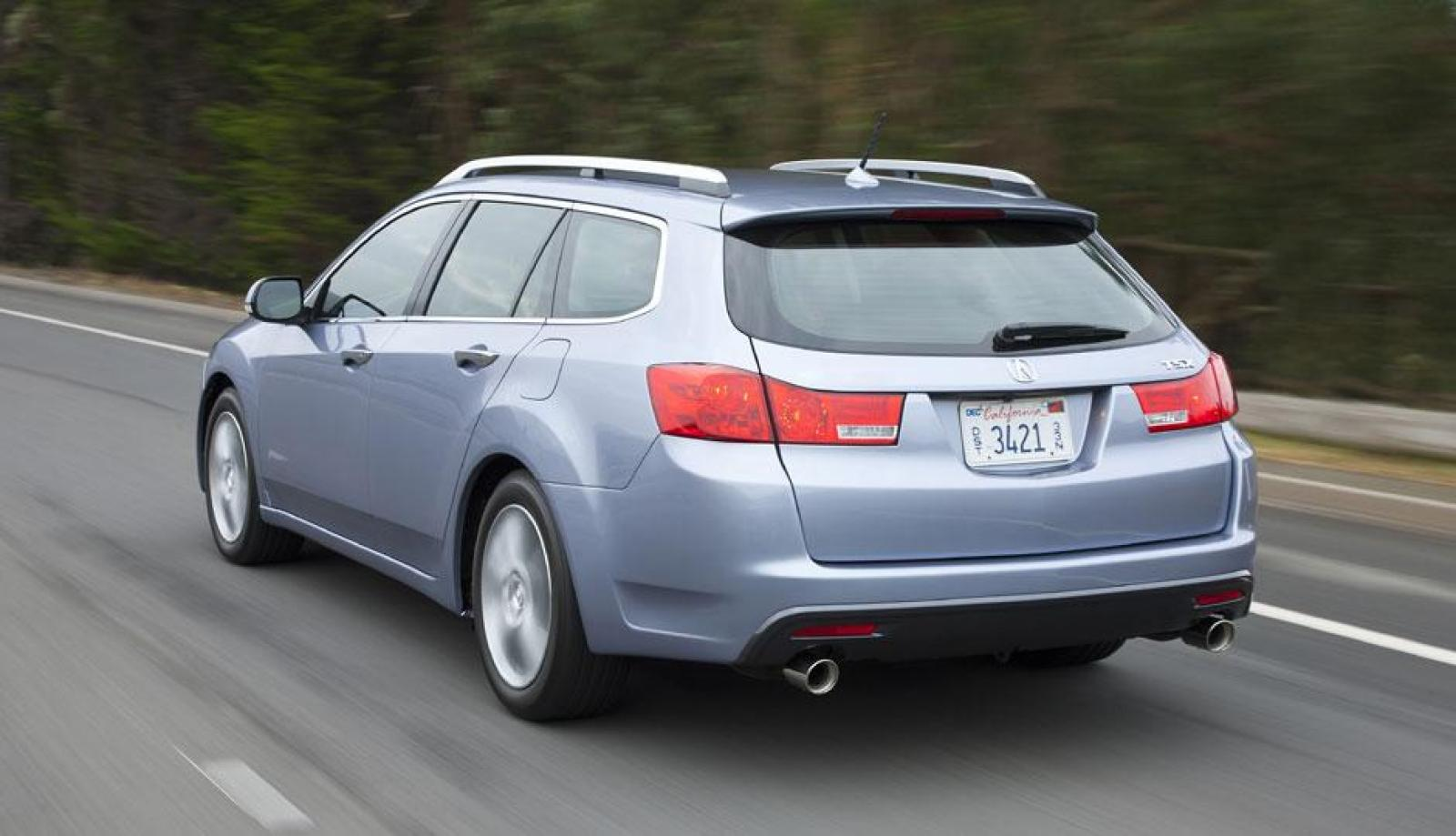 Acura TSX Sport Wagon Information And Photos ZombieDrive - Acura tsx sport wagon accessories