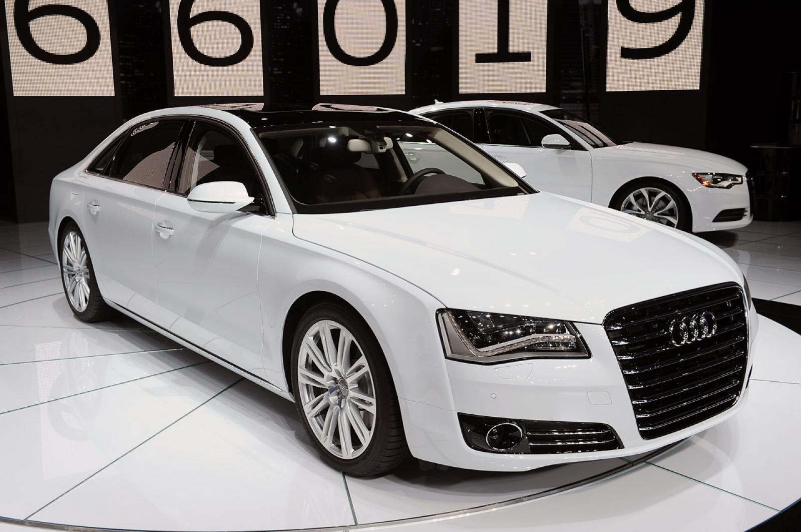 2014 Audi A8 Information And Photos Zomb Drive