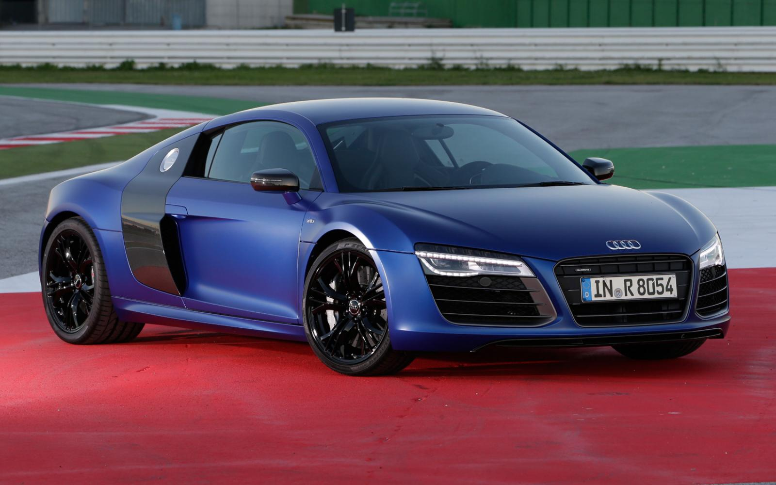 2014 Audi R8 V8 Northern California: Information And Photos