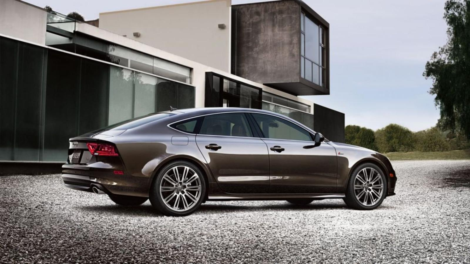 2014 Audi S7 - Information and photos - ZombieDrive