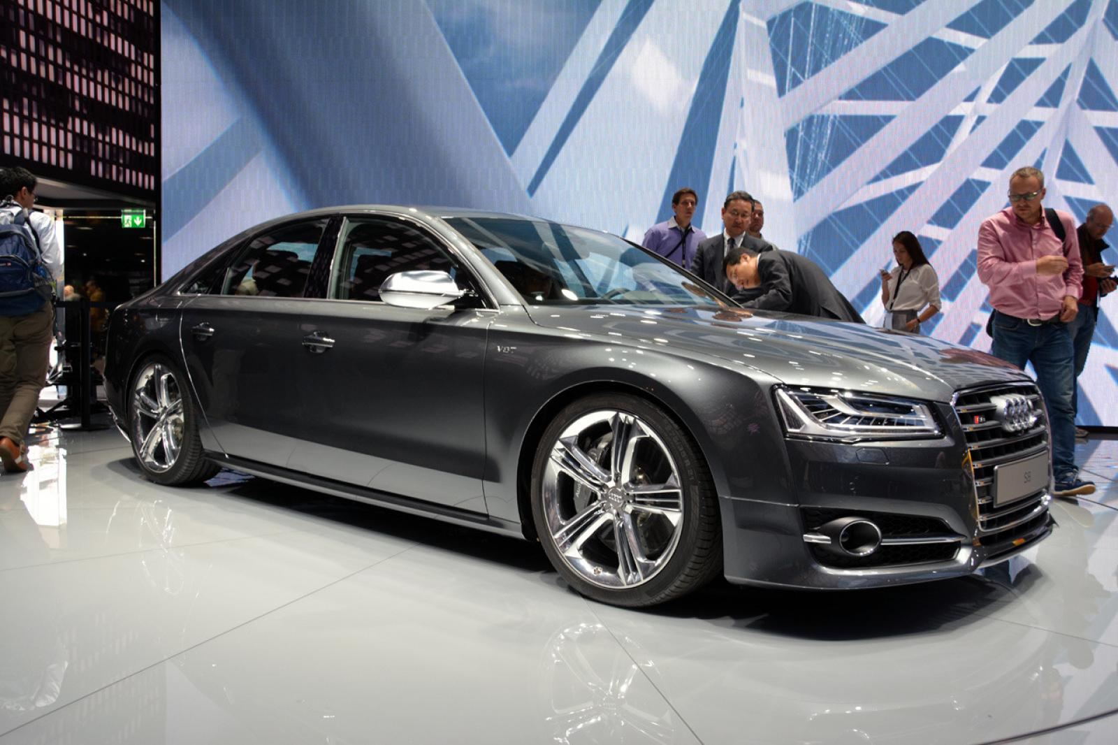 2014 Audi S8 Information And Photos Zombiedrive