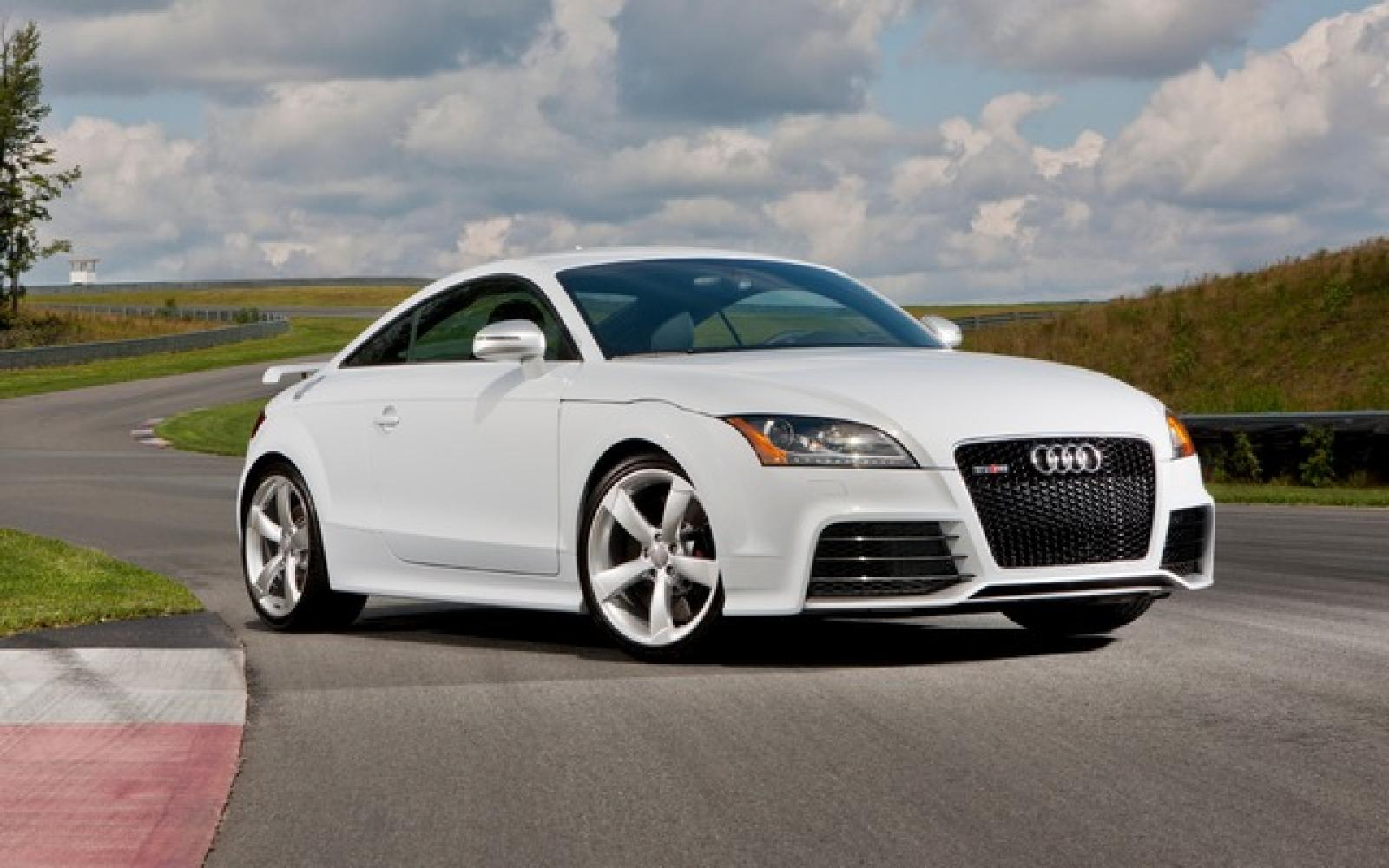 2014 audi tts - information and photos - zombiedrive