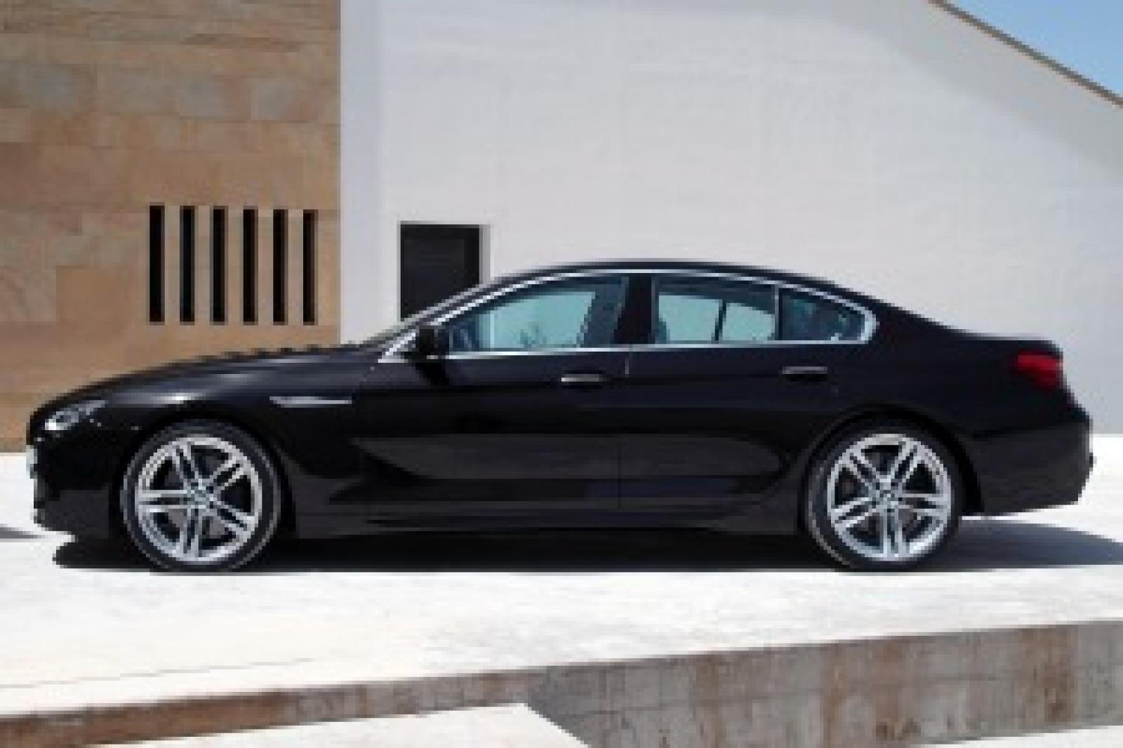 2014 bmw 6 series gran coupe information and photos. Black Bedroom Furniture Sets. Home Design Ideas