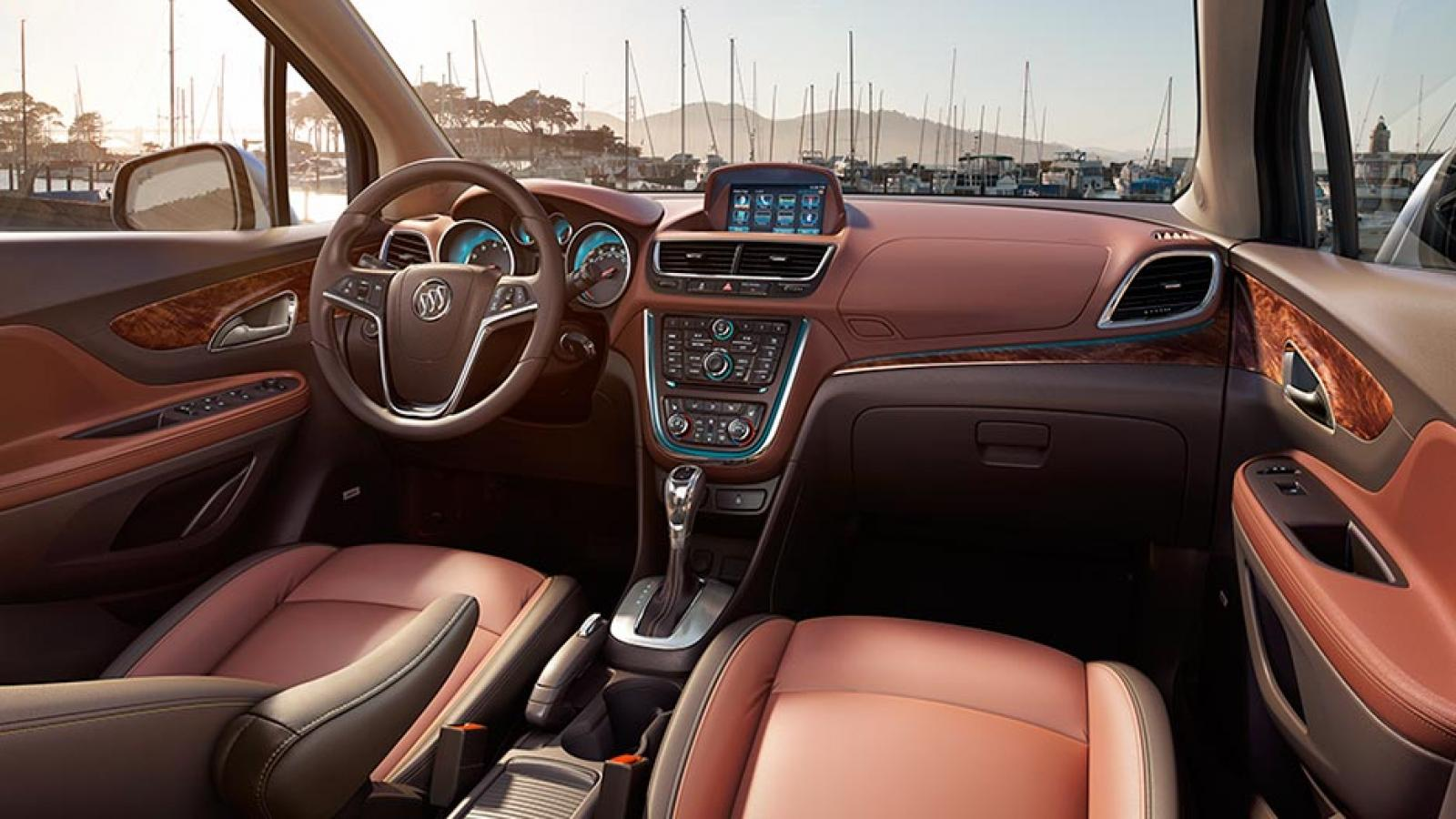 2014 Buick Encore  Information and photos  ZombieDrive