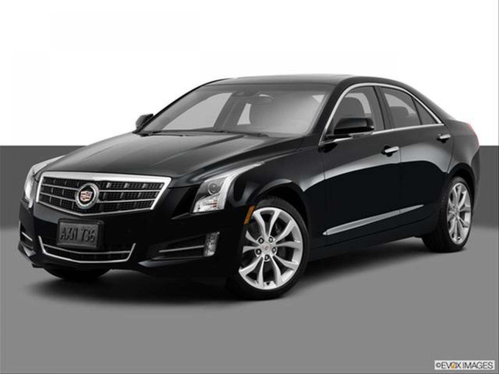 2014 Cadillac ATS - Information and photos - ZombieDrive