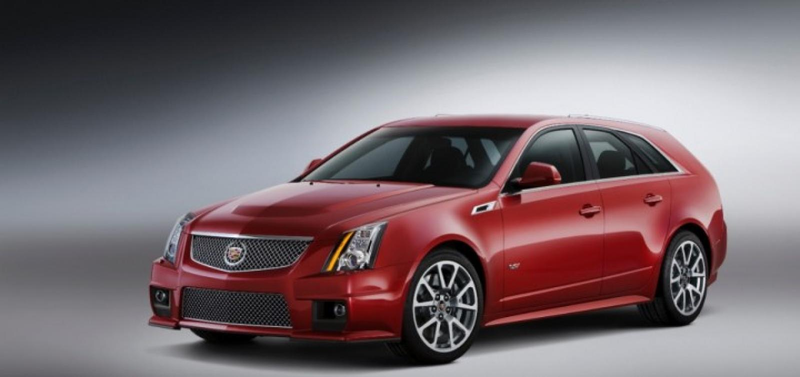 2014 Cadillac Cts V Wagon Information And Photos Zombiedrive