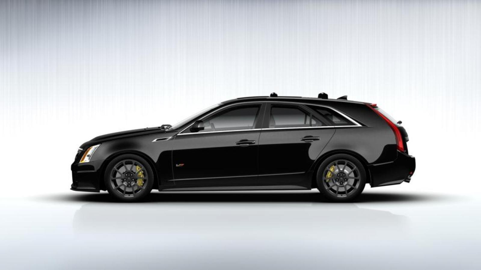2014 cadillac cts v wagon information and photos zombiedrive. Black Bedroom Furniture Sets. Home Design Ideas