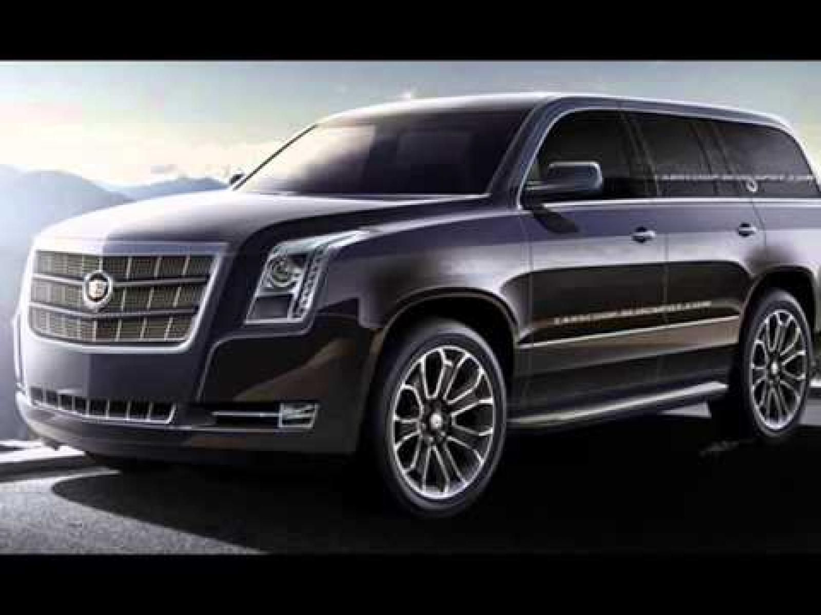 2014 cadillac escalade information and photos zombiedrive. Black Bedroom Furniture Sets. Home Design Ideas