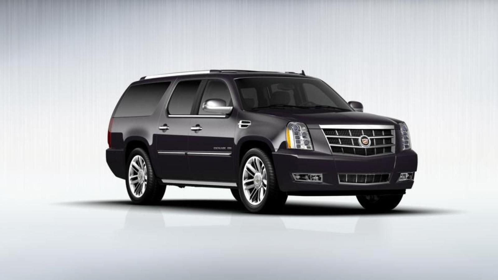 2014 Cadillac Escalade Esv Information And Photos