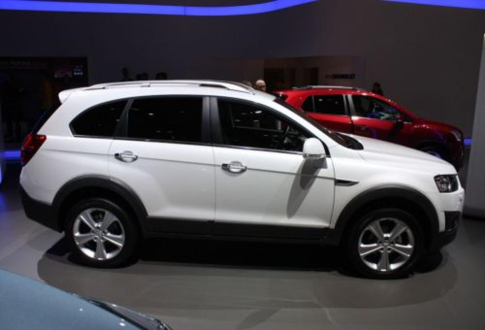 Chevrolet gallery