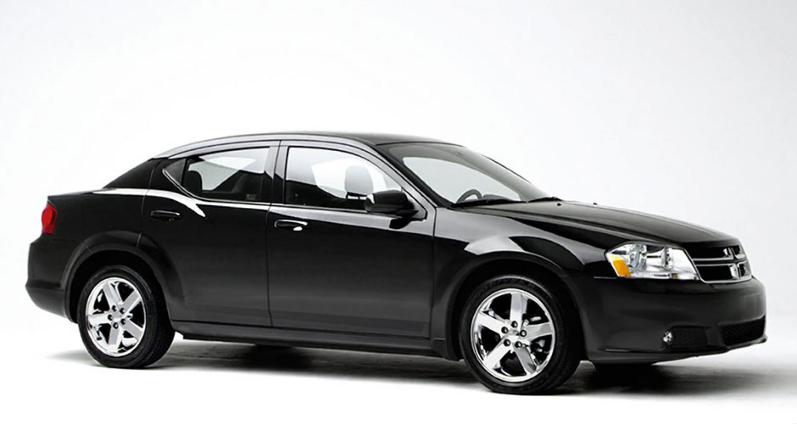 2014 dodge avenger - information and photos - zombiedrive