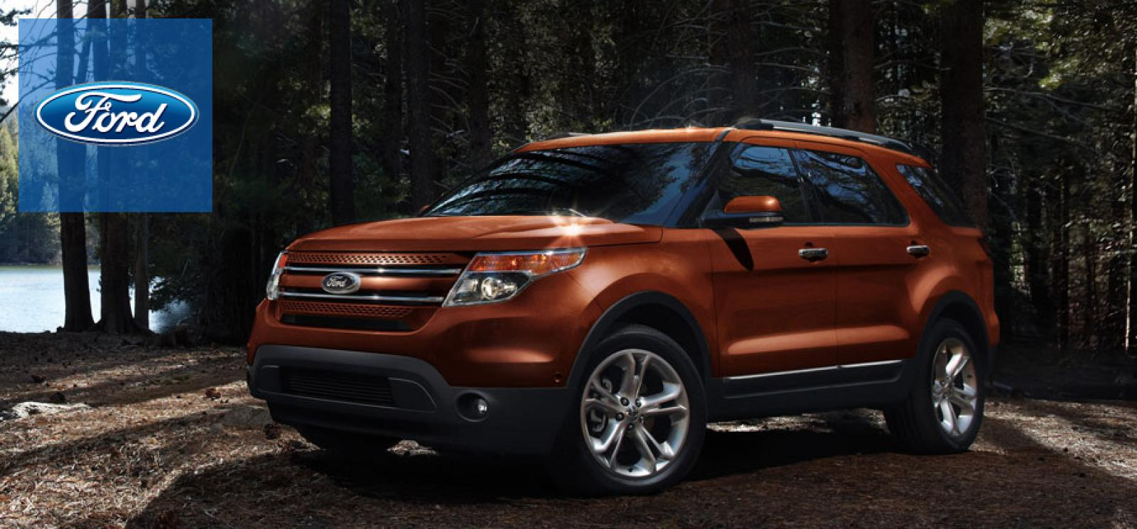 2014 ford explorer information and photos zombiedrive. Black Bedroom Furniture Sets. Home Design Ideas
