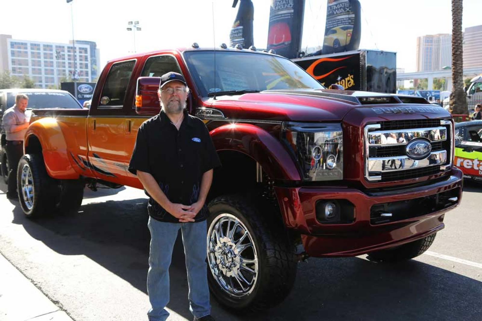 2014 Ford F 450 Super Duty Information And Photos Zombiedrive Platinum 5 800 1024 1280 1600 Origin