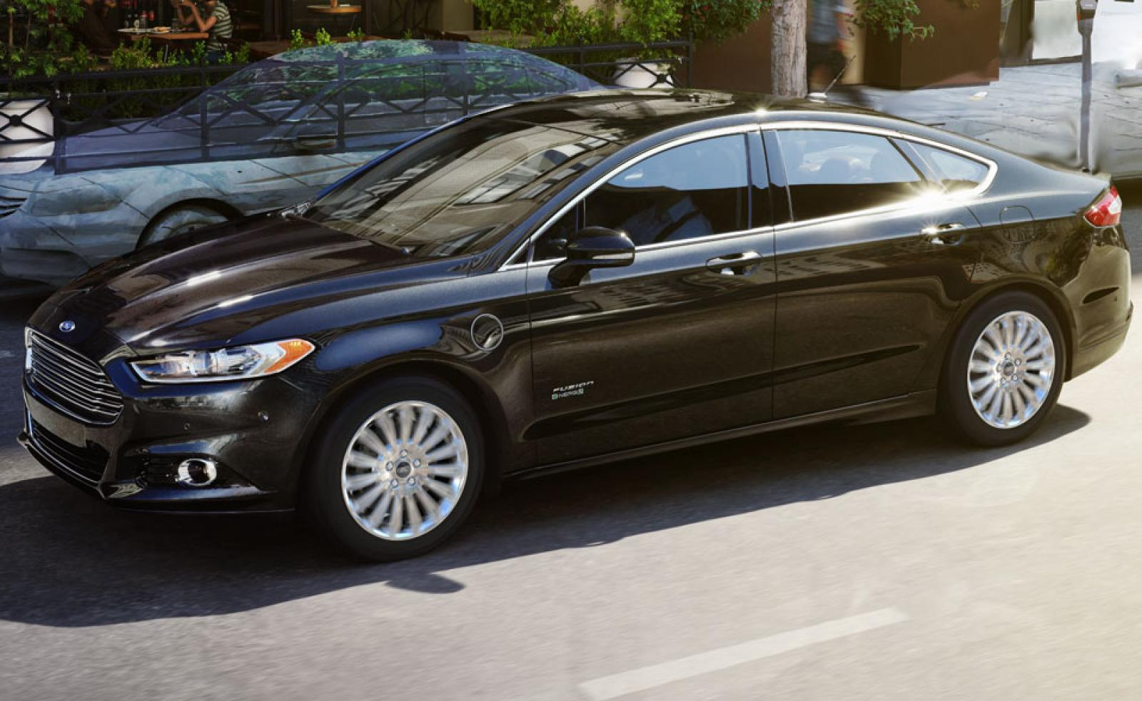 2014 ford fusion energi information and photos zombiedrive - 2015 Ford Fusion Hybrid Black