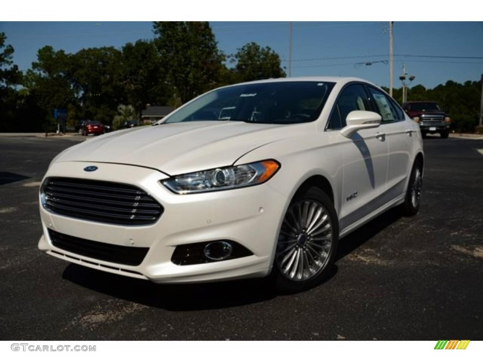 2014 ford fusion hybrid information and photos zombiedrive. Black Bedroom Furniture Sets. Home Design Ideas
