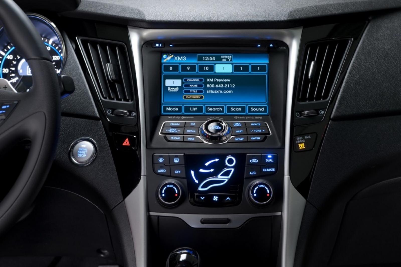 ... Hyundai Sonata Hybrid #12 800 1024 1280 1600 Origin ...
