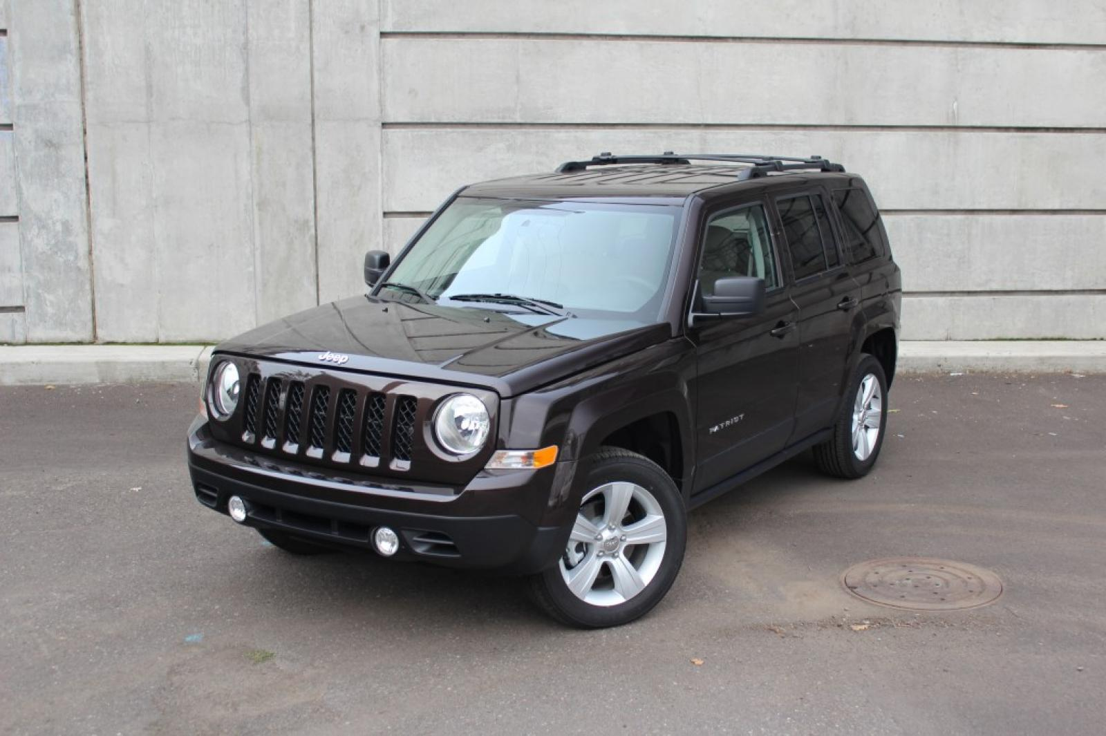 2014 jeep patriot information and photos zombiedrive. Black Bedroom Furniture Sets. Home Design Ideas