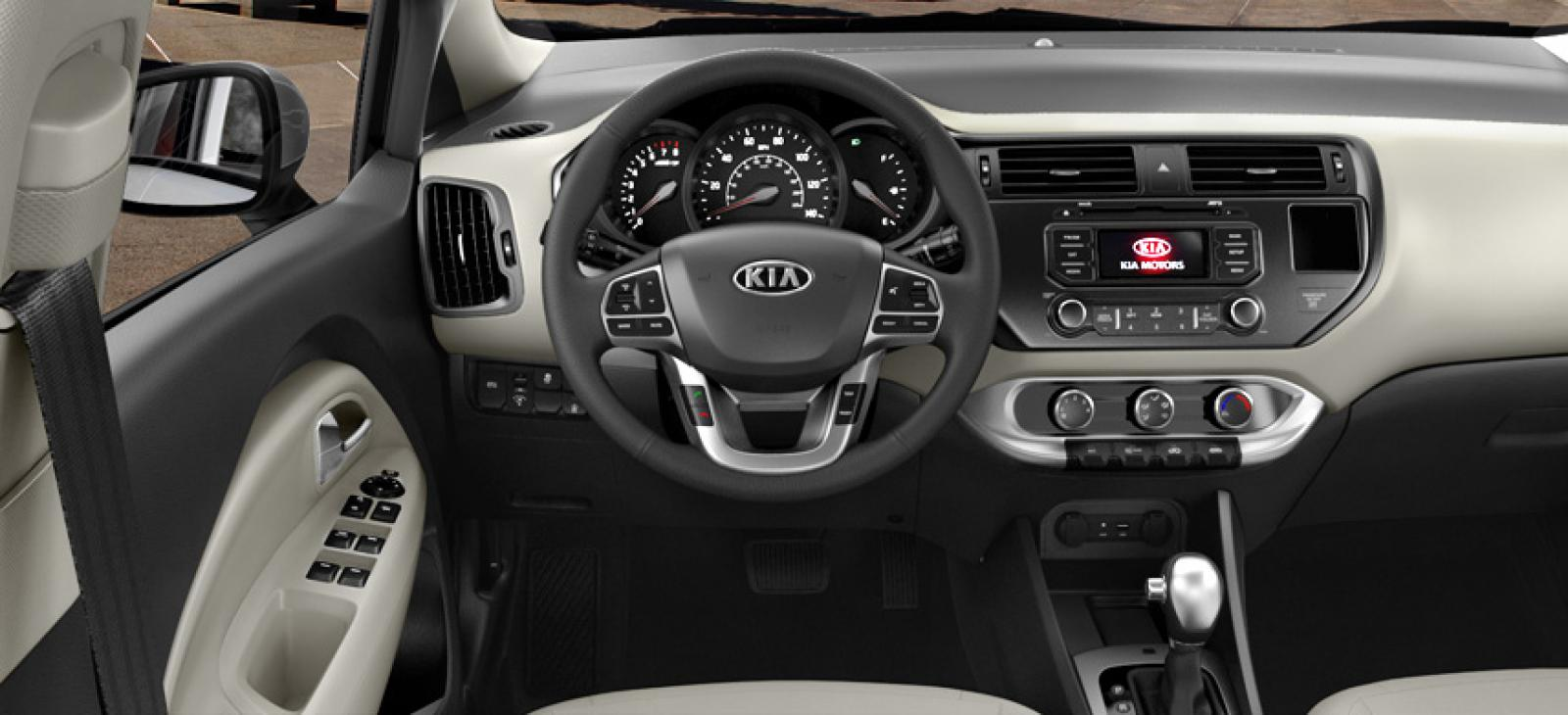 2014 Kia Rio - Information and photos - ZombieDrive