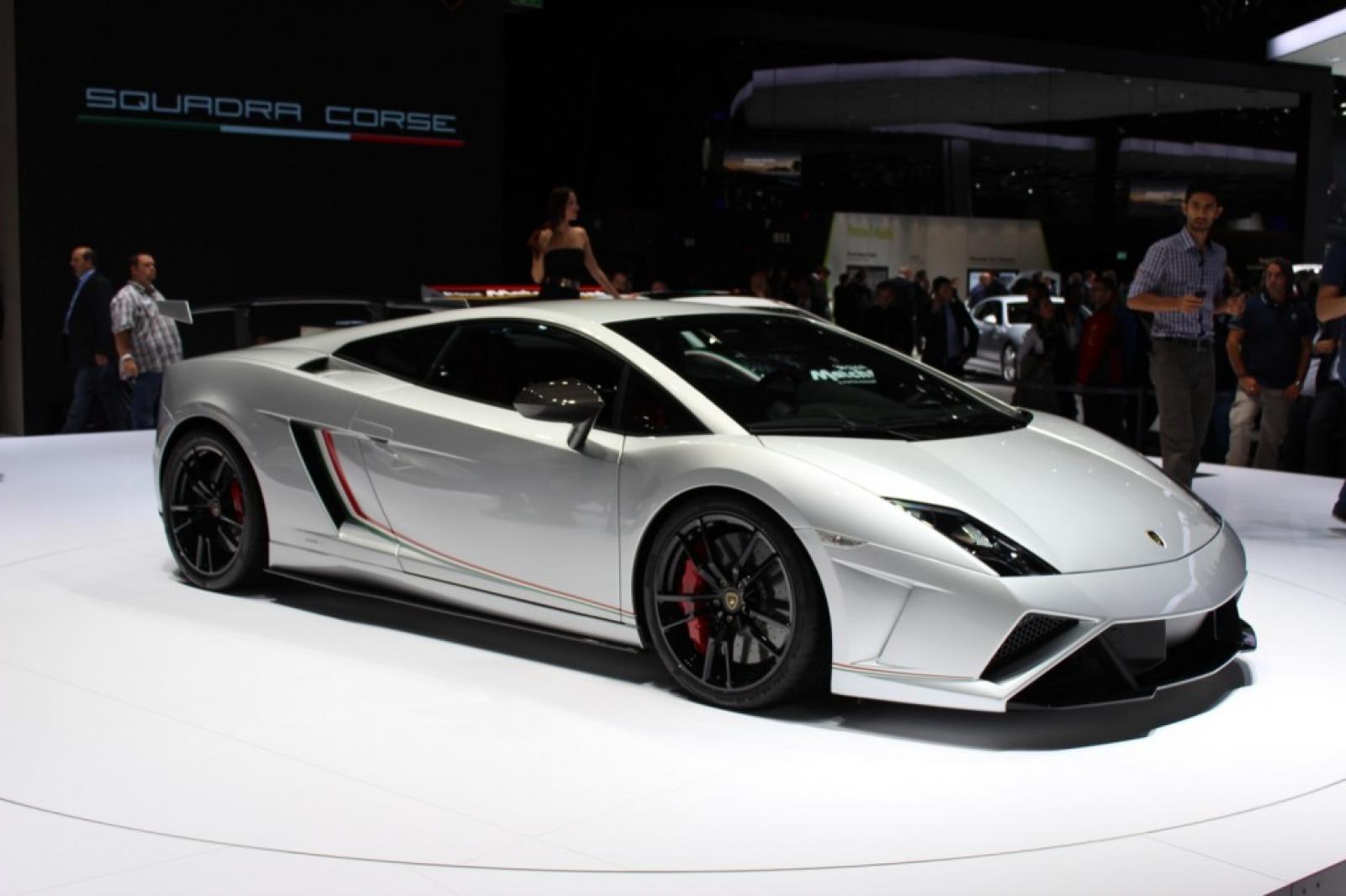 2014 Lamborghini Gallardo - Information and photos - ZombieDrive