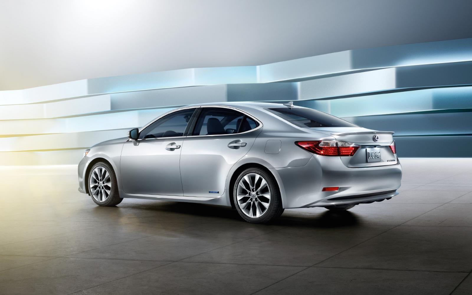 2014 lexus es 300h information and photos zombiedrive. Black Bedroom Furniture Sets. Home Design Ideas