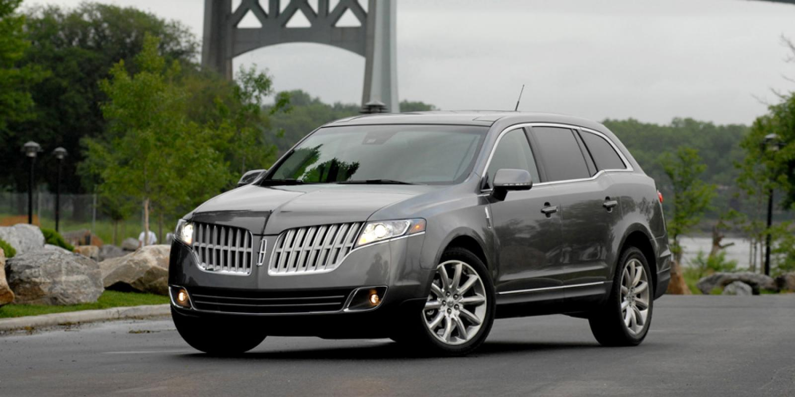 2014 lincoln mkt information and photos zombiedrive. Black Bedroom Furniture Sets. Home Design Ideas