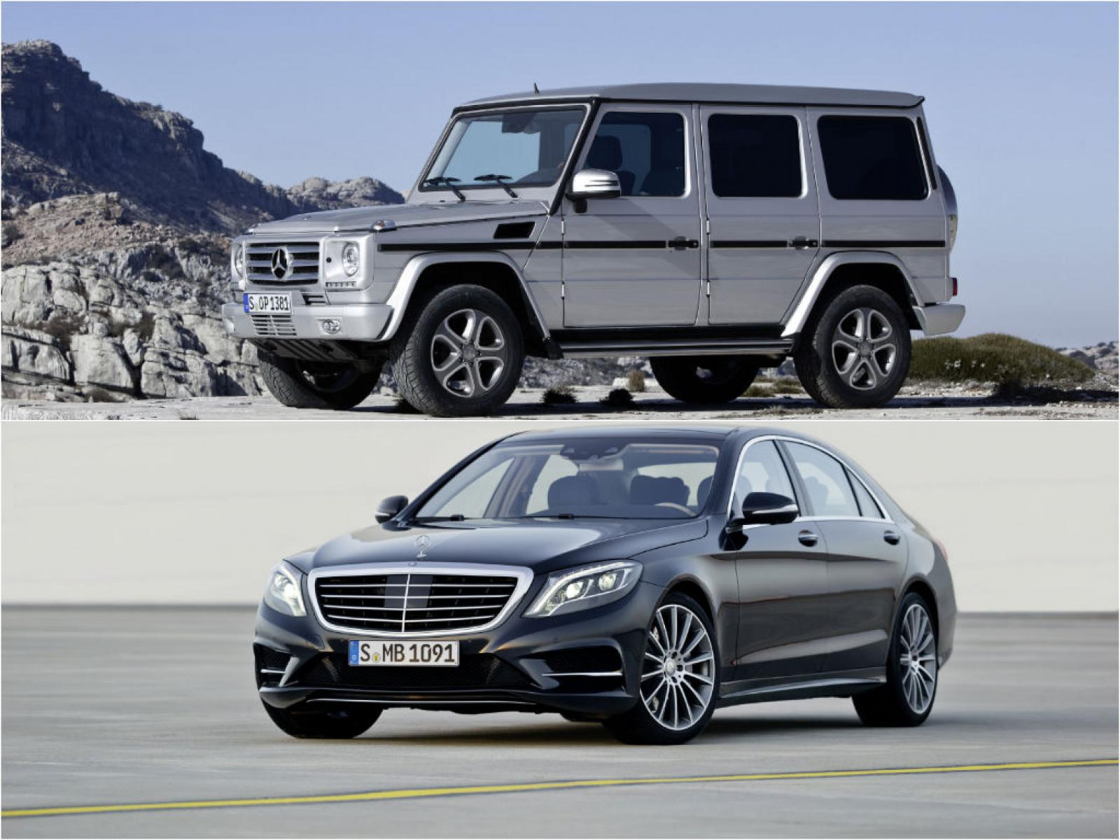 2014 mercedes benz g class information and photos zombiedrive. Cars Review. Best American Auto & Cars Review