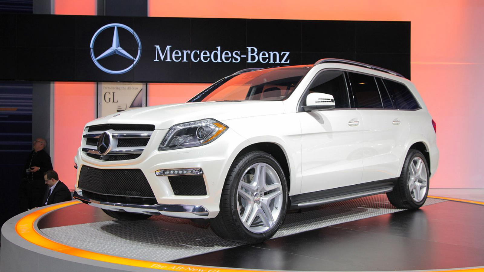 2014 mercedes benz gl class information and photos for Mercedes benz gls 2014