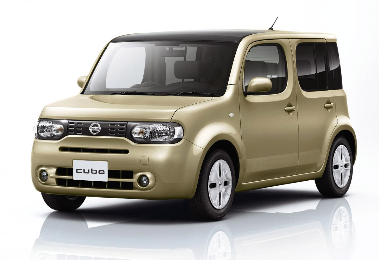 2014 nissan cube information and photos zombiedrive. Black Bedroom Furniture Sets. Home Design Ideas