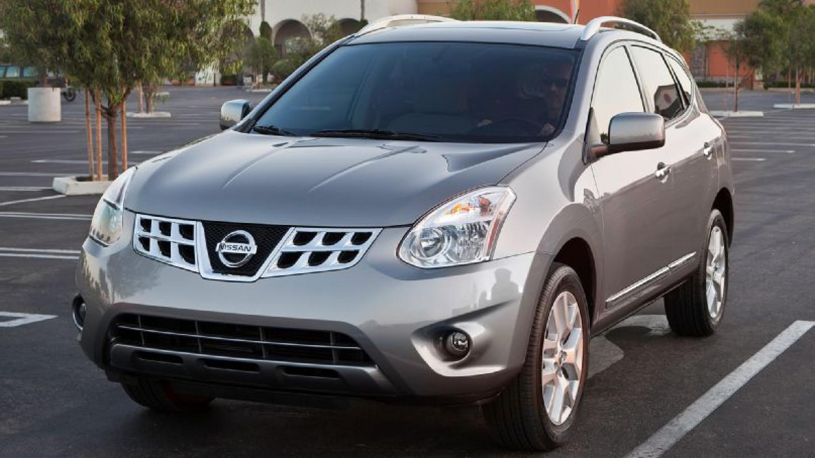 2014 nissan rogue select information and photos. Black Bedroom Furniture Sets. Home Design Ideas
