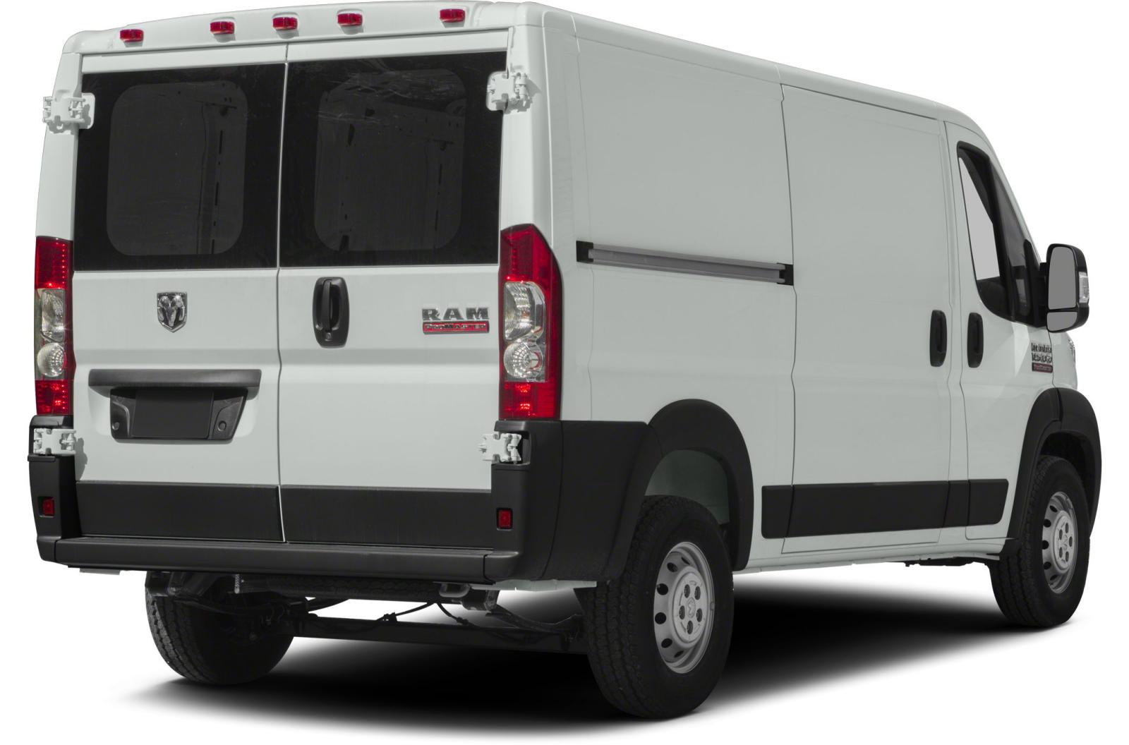 2014 ram promaster cargo van information and photos zombiedrive. Black Bedroom Furniture Sets. Home Design Ideas