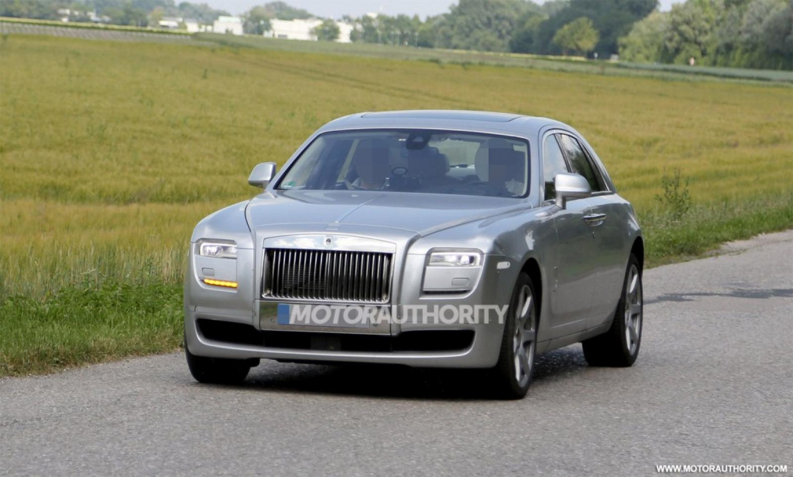 2014 rolls royce ghost. Black Bedroom Furniture Sets. Home Design Ideas