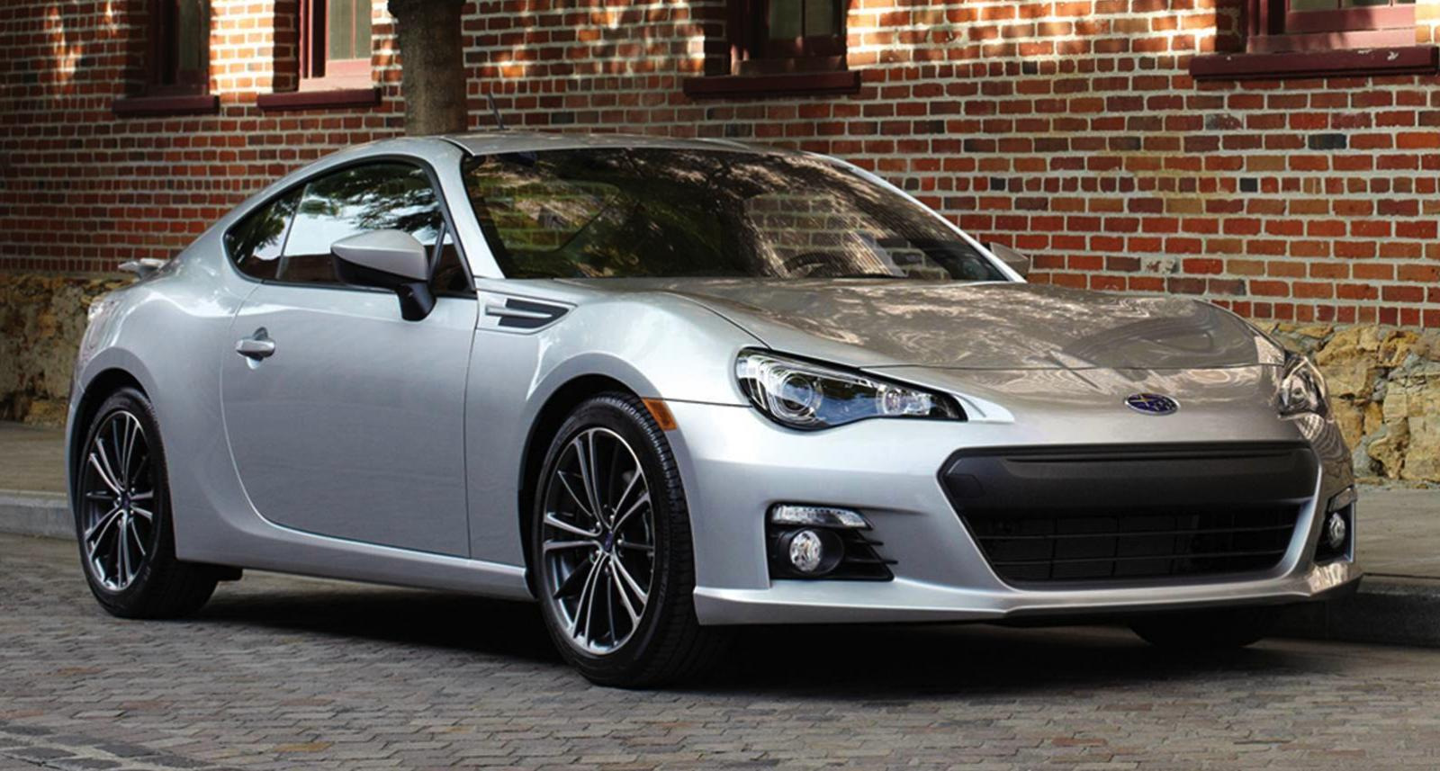 2014 subaru brz - information and photos - zombiedrive