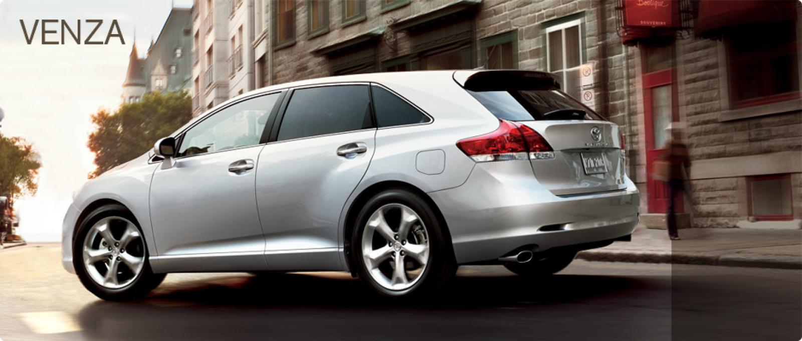 2014 toyota venza information and photos zombiedrive. Black Bedroom Furniture Sets. Home Design Ideas