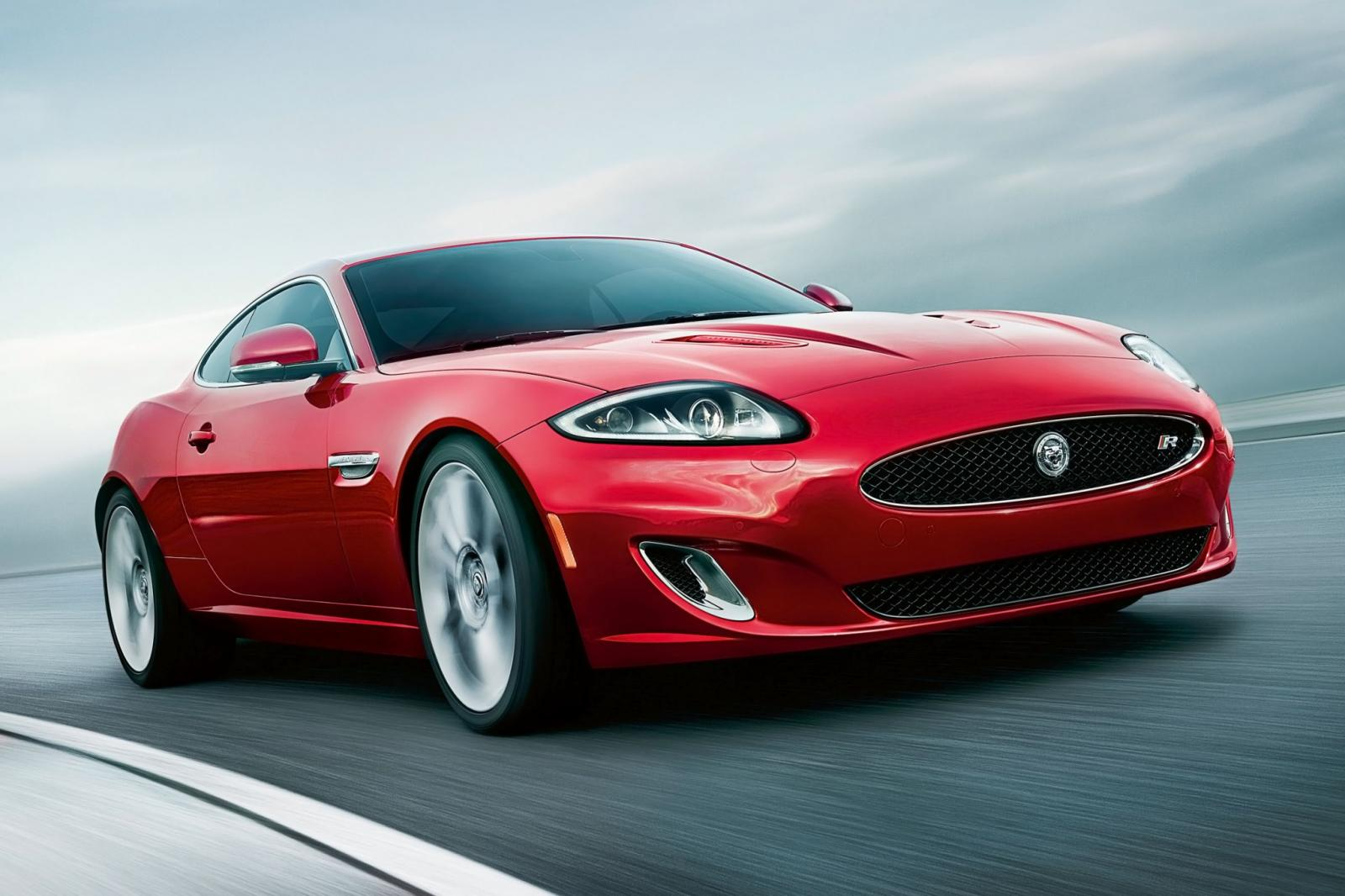 2014 jaguar xk information and photos zombiedrive. Black Bedroom Furniture Sets. Home Design Ideas