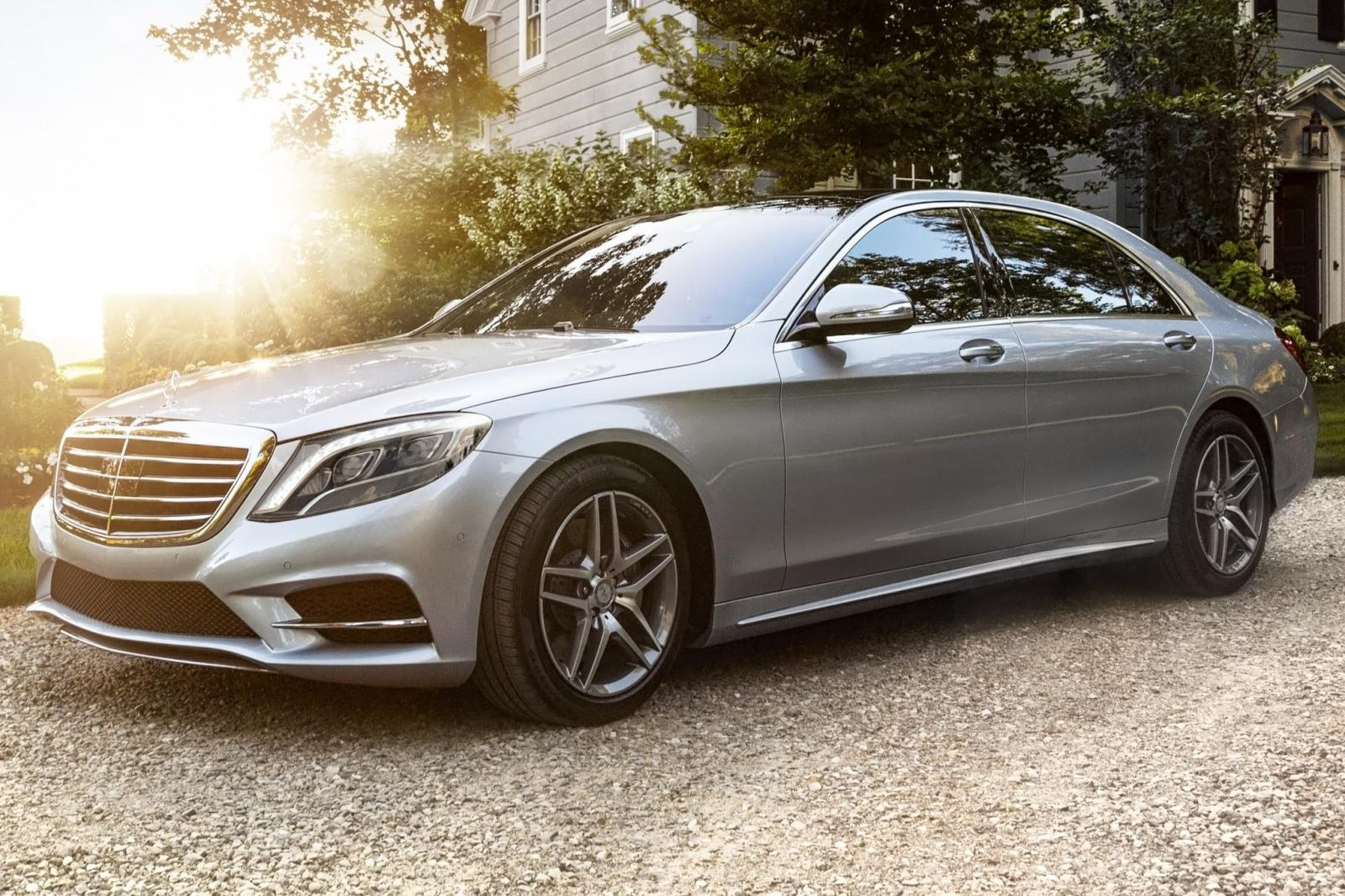 2014 mercedes benz s class information and photos for Mercedes benz class s