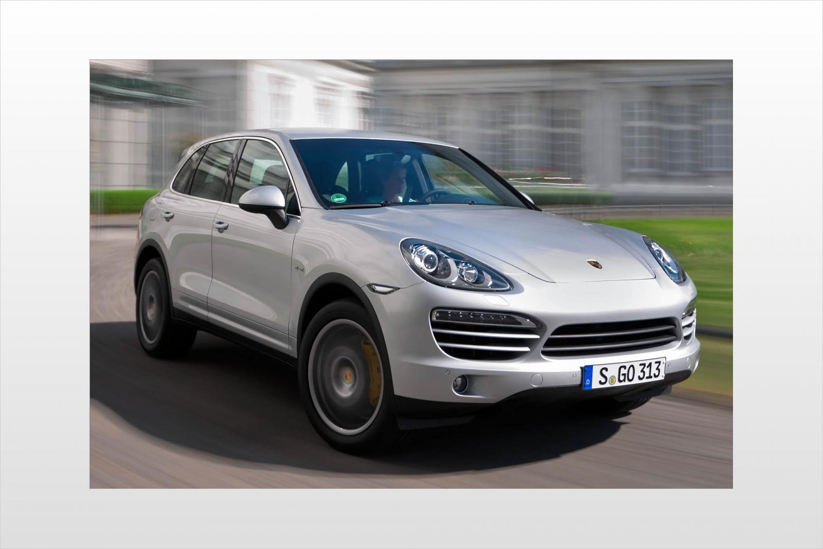 2014 porsche cayenne information and photos zombiedrive. Black Bedroom Furniture Sets. Home Design Ideas