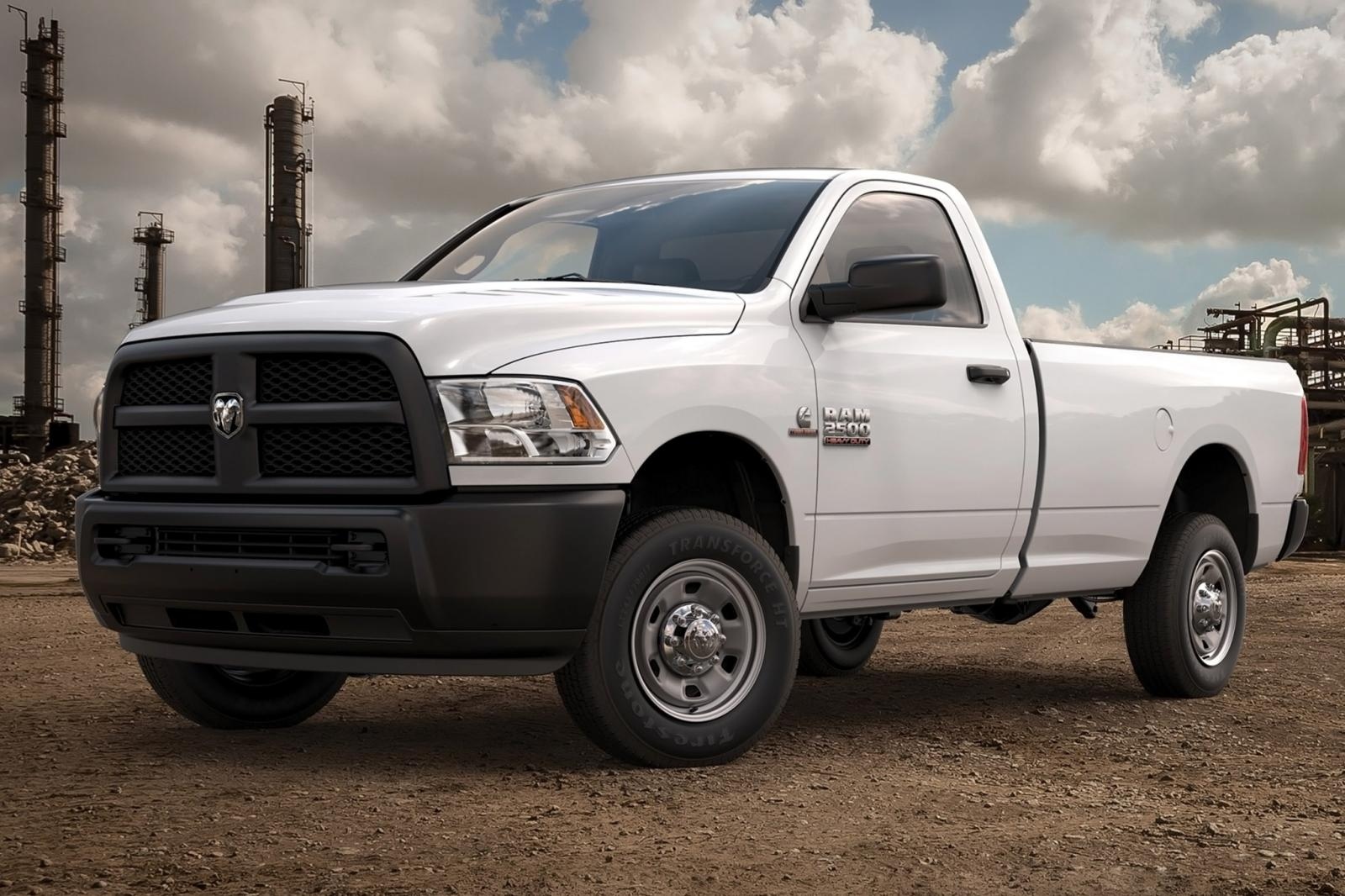 800 1024 1280 1600 origin 2014 ram 2500 - Dodge Ram 2500 2014 White