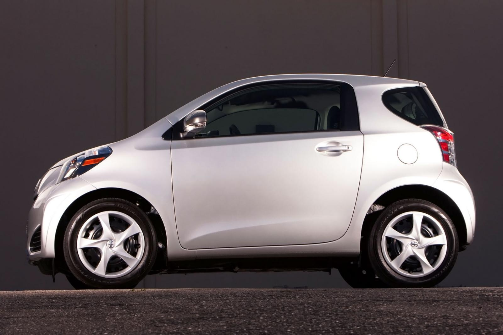 2014 scion iq information and photos zombiedrive. Black Bedroom Furniture Sets. Home Design Ideas