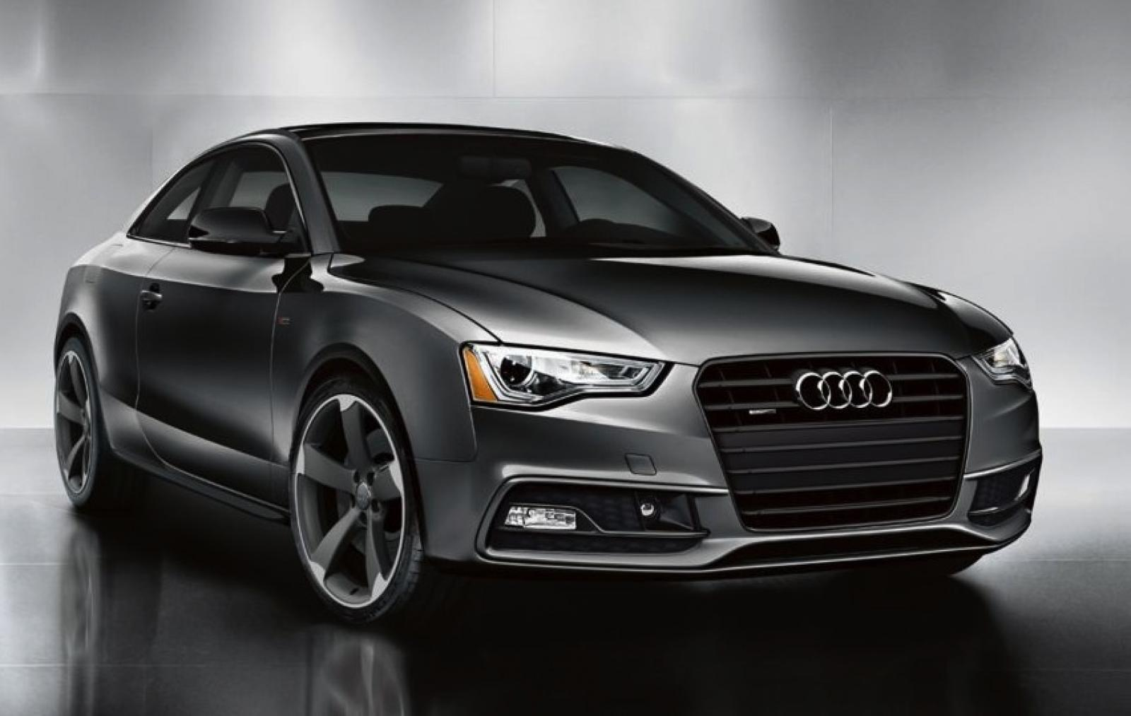 2015 audi a5 information and photos zombiedrive. Black Bedroom Furniture Sets. Home Design Ideas