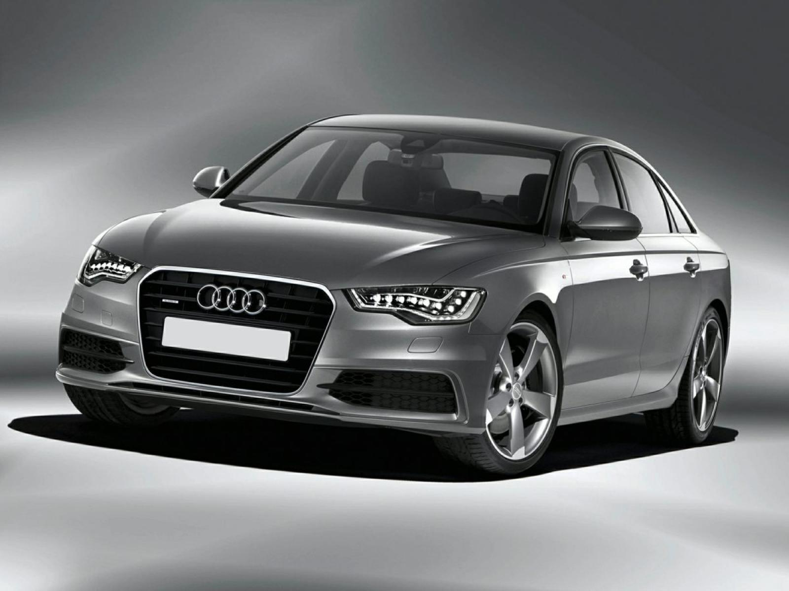 2015 audi a6 information and photos zombiedrive
